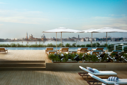 JW Marriott Venice Resort & Spa opened