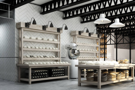 Barcelona's Hotel Praktik Bakery