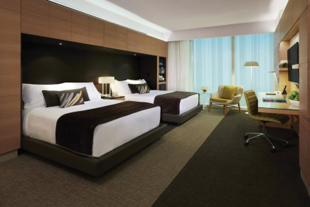 MGM National Harbour unveils the design of its rooms