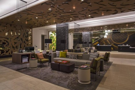 Musical theme for the new Westin Austin Downtown