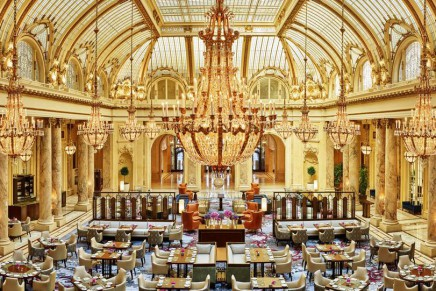 $40 million renovation for the The Palace Hotel, San Francisco