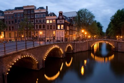Amsterdam overtakes London in expected hotel investments