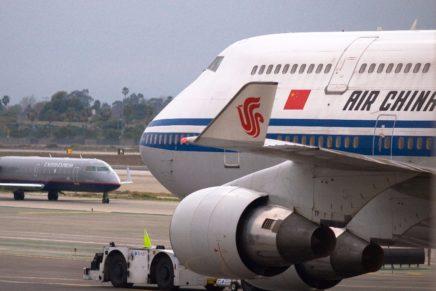 Air China announces new Beijing-Frankfurt flight
