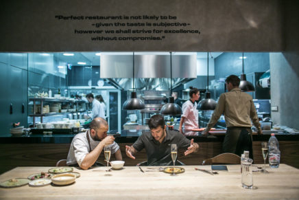 Costes Downtown: Food without compromise (interview)