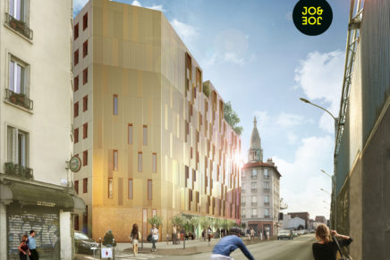 AccorHotels unveils the first low-carbon hotel: JO&JOE Paris