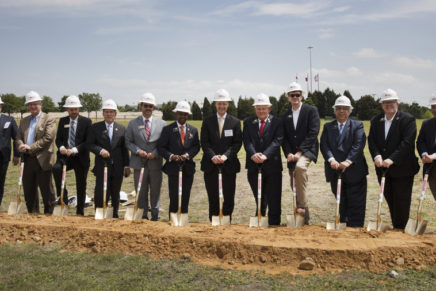Allen starts building new Delta Hotels and Convention Center in U.S.