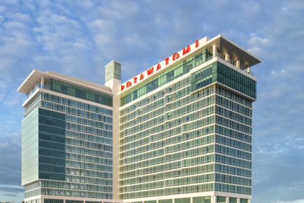 Potawatomi to expand hotel with second tower