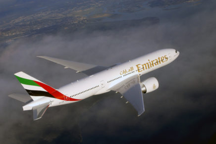 Emirates to launch third daily Brisbane service