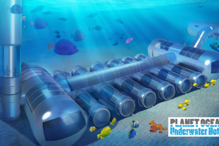 Planet Ocean Underwater Hotels invites investors for first undersea boutique hotels