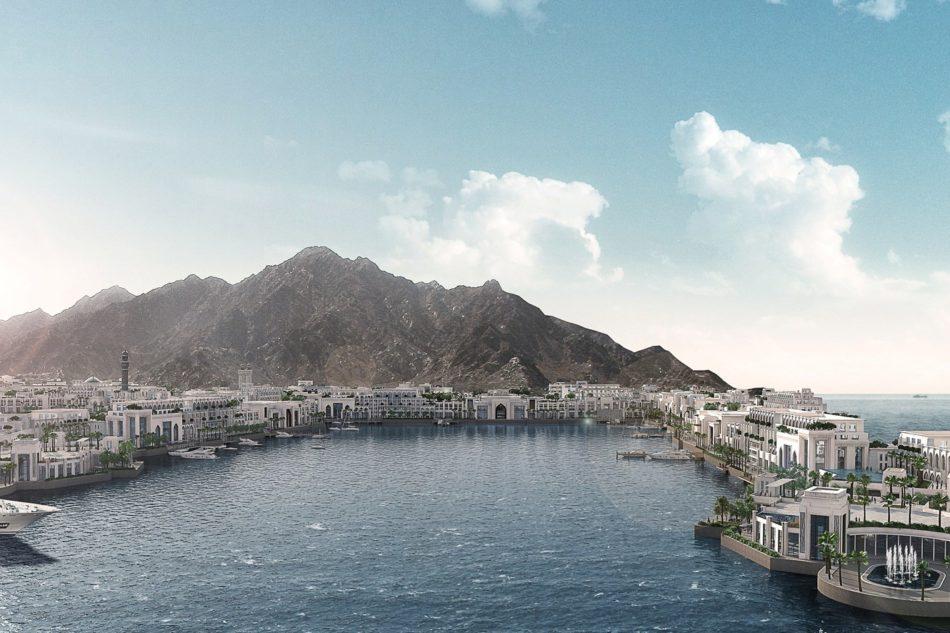 DAMAC chosen for USD 1 bln port transformation in Oman