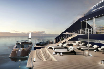 Ritz-Carlton to start first hotel brand offer Bespoke Yacht Experiences