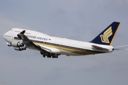 Singapore Airlines to boost Paris flights to ten times weekly
