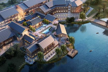 Wanda Jin Hotspring Hotel opens in Danzhai