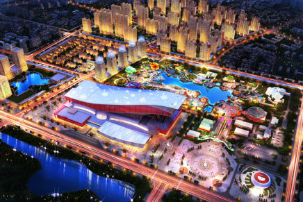 Wanda Realm Resort Harbin and Crowne Plaza Harbin Songbei open