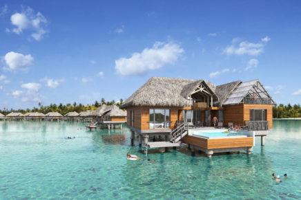 InterContinental Bora Bora Resort & Thalasso Spaunveils ten pool overwater villas