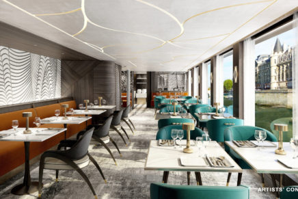 Crystal River Cruises unveils authentic culinary concepts for Crystal Bach