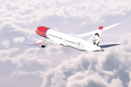 Norwegian adds routes from U.S. to Europe