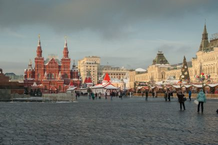 Beijing promotes tourism at Moscow Red Square
