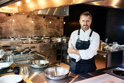 Michelin-starred chef opens pasta restaurant in Soho