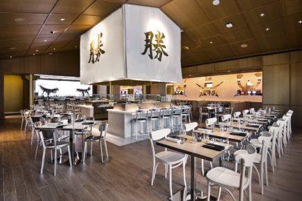 Japanese Katsuya restaurant opens in tenth unit