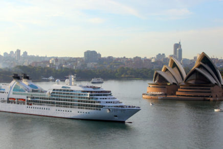 Seabourn Announces New 'Extended Explorations' for 2018-2019