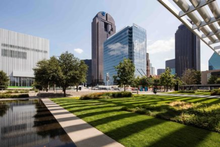 Serendipity Labs coworking debuts in DFW at KPMG Plaza at HALL Arts