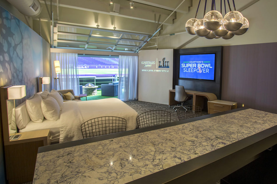 Marriott International delivers 'fan-tastic' NFL experiences for guests