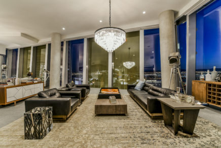 Peter Lik designed luxury penthouse, goes available at Veer Towers